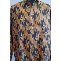 Batik overhemd langemouw 2009-03