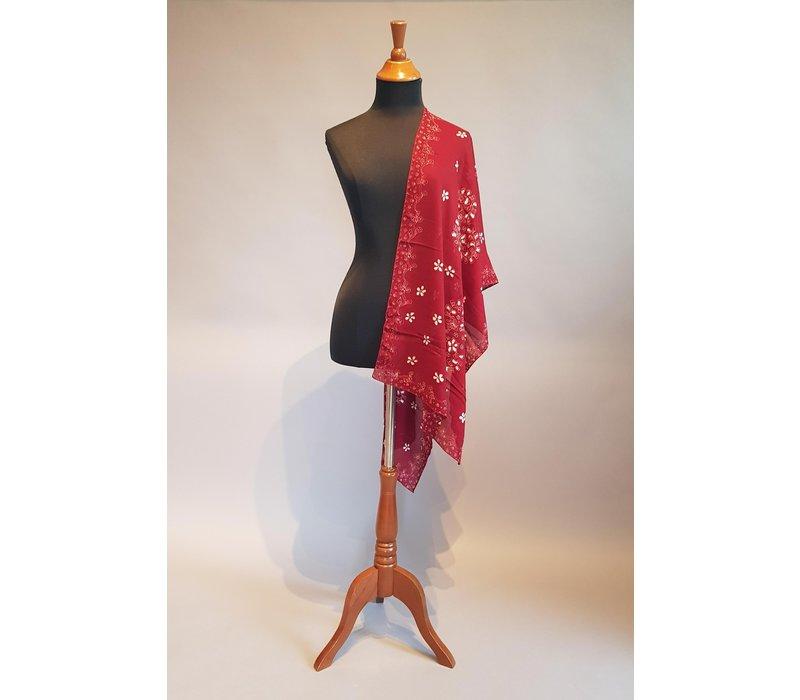 Batik sjaal (selendang) 2912-03