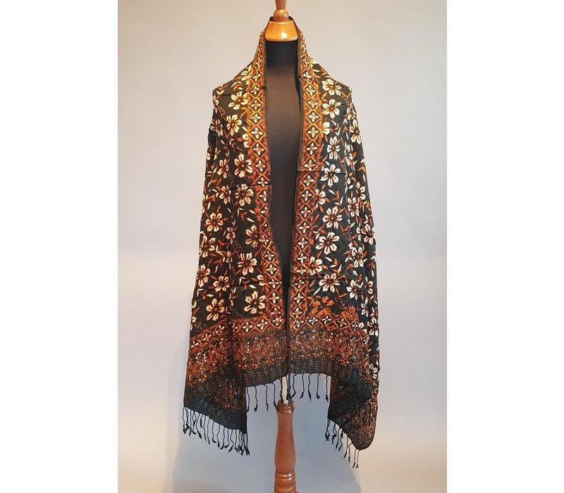 Batik sjaal (selendang) 2912-06