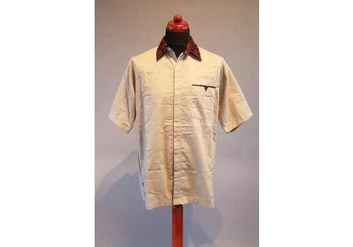 Overhemd korte mouw 0401-15