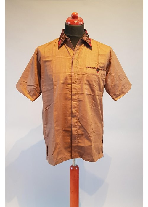 Overhemd korte mouw 0401-16