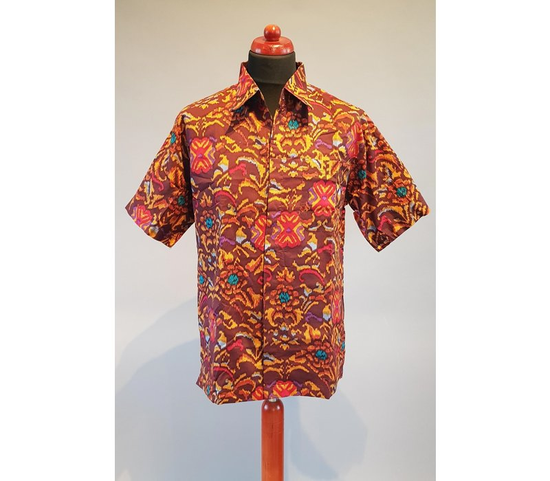Overhemd korte mouw 0401-17