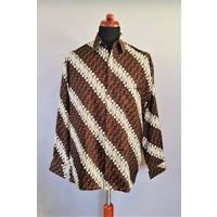 Batik overhemd lange mouw 0306-06