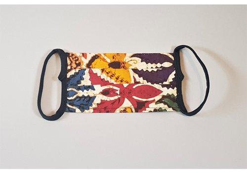 Batik mondmasker 0806-10
