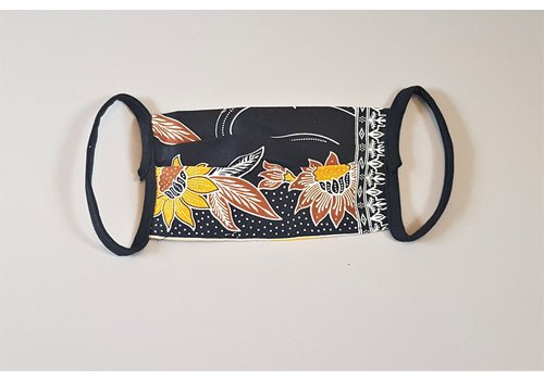 Batik mondmasker 0806-18