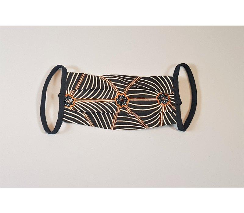 Batik mondmasker 0806-34