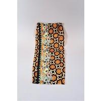Kinder kebaya zalm met bijpassende sarong