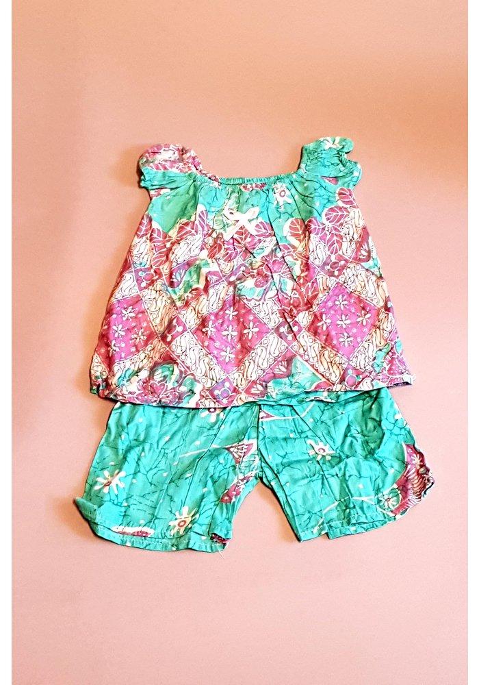Setje batik pijama