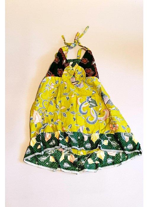 Kinder batik jurkje 0611-01