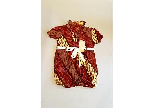 Kinder batik jurkje 0611-02