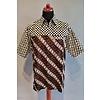 Batik overhemd korte mouw 0302-04