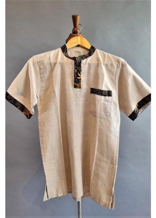 Etnisch shirts korte mouw 02