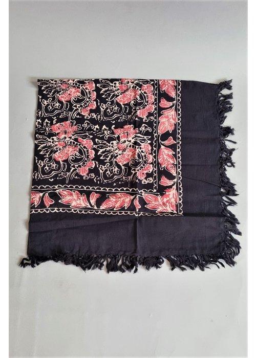 Batik tafelkleed vierkant 1409-01