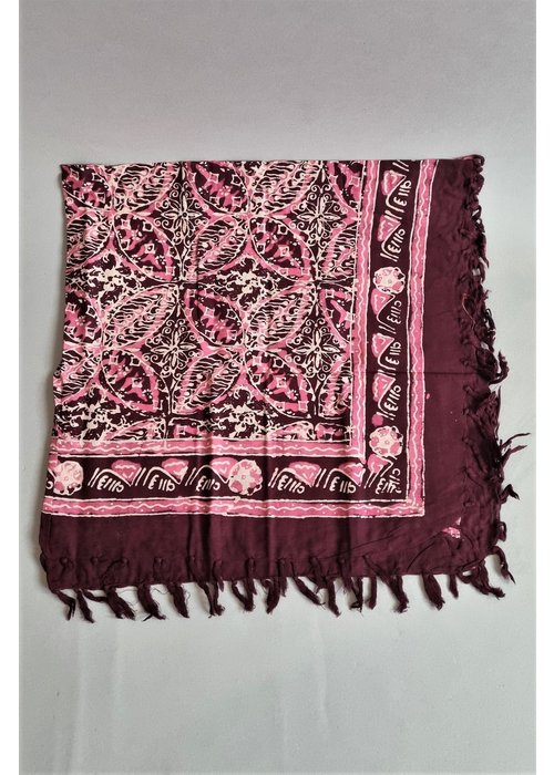 Batik tafelkleed vierkant 1409-02