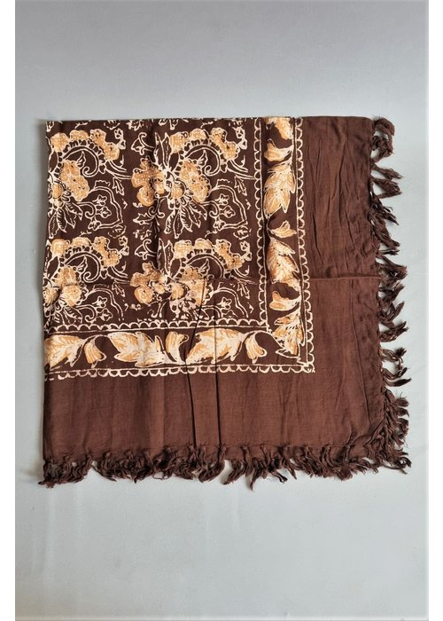 Batik tafelkleed vierkant 1409-03