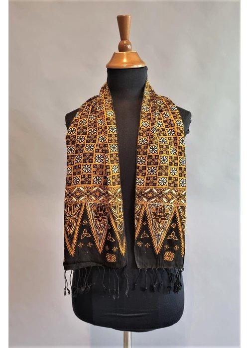 Batik sjaal 1410-02