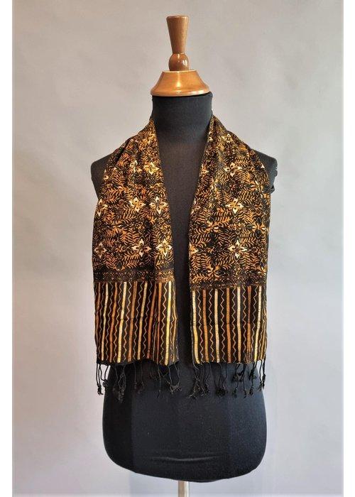 Batik sjaal 1410-03