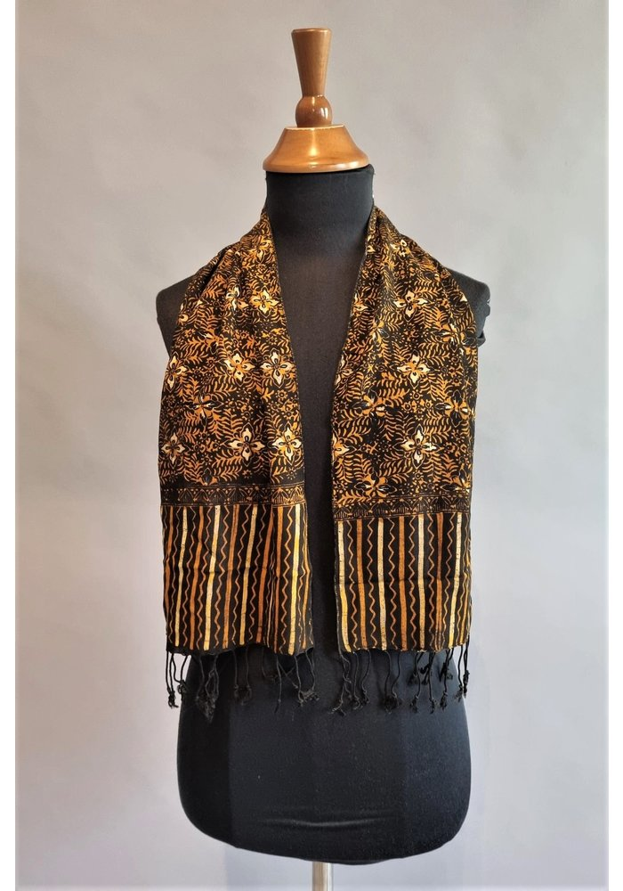 Batik sjaal 1410-013