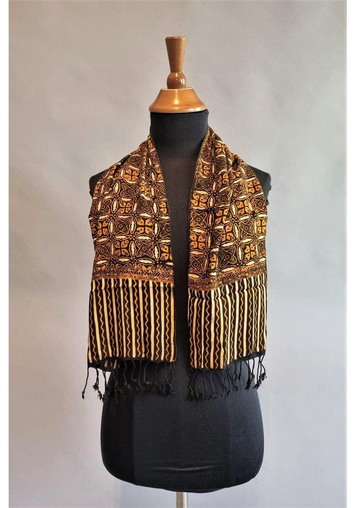 Batik sjaal 1410-04