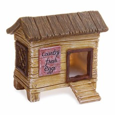 Woodland Knoll Woodland Knoll - Resin Chicken Coop