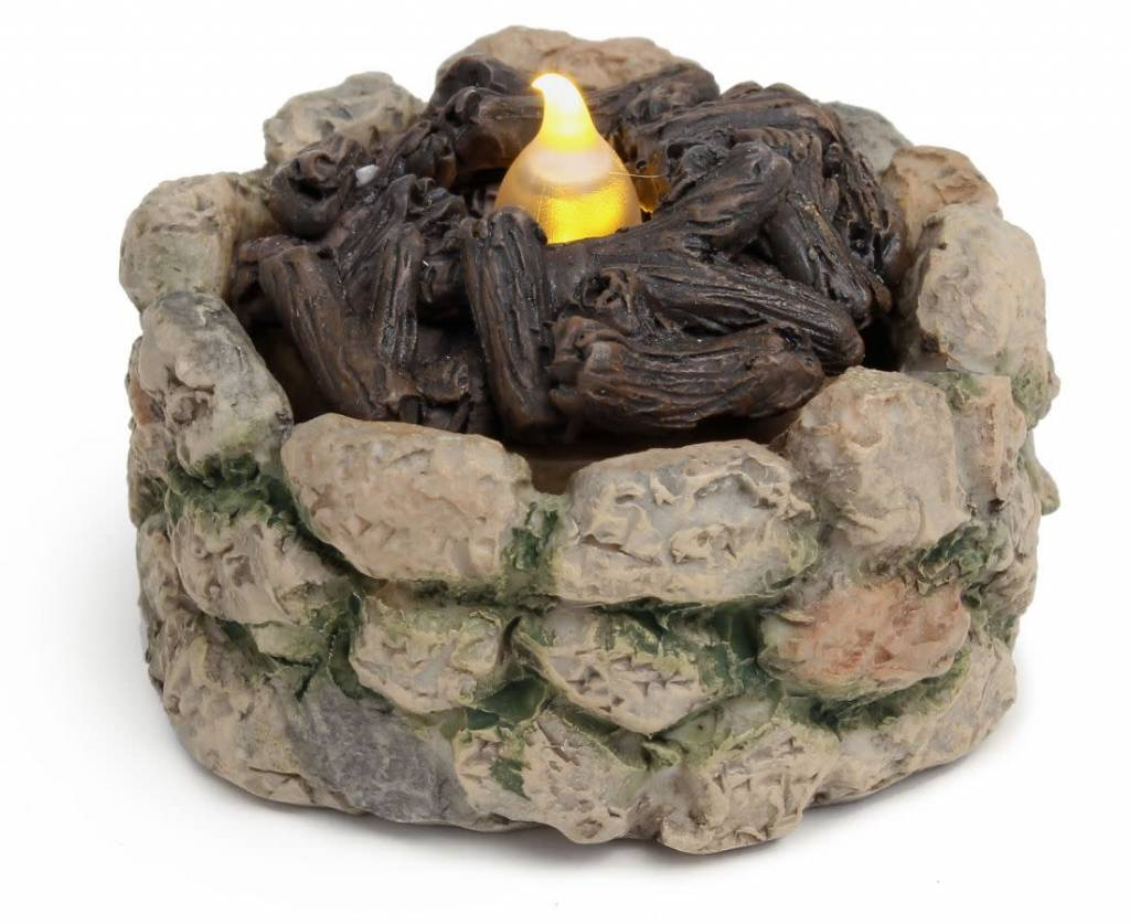 Woodland Knoll Woodland Knoll - Resin Fire Pit