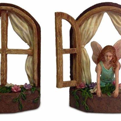 Woodland Knoll Woodland Knoll - Resin Fairy Windows (set of 2)