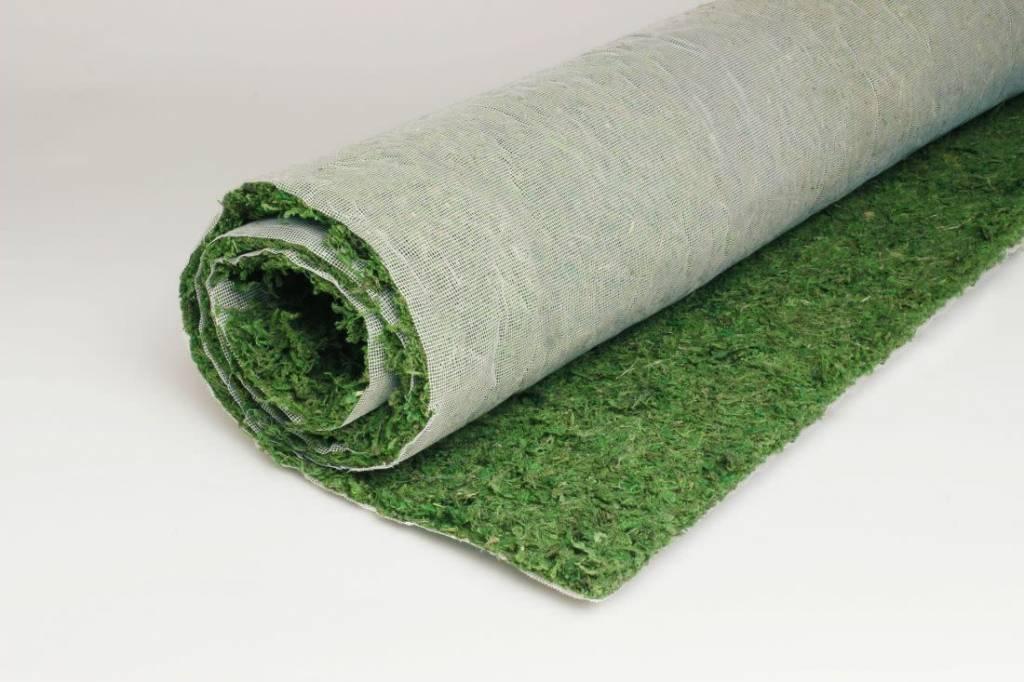 "Woodland Knoll Woodland Knoll - Moss Roll (18"" x 50"")"