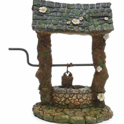 Woodland Knoll Woodland Knoll - Resin Fairy Well