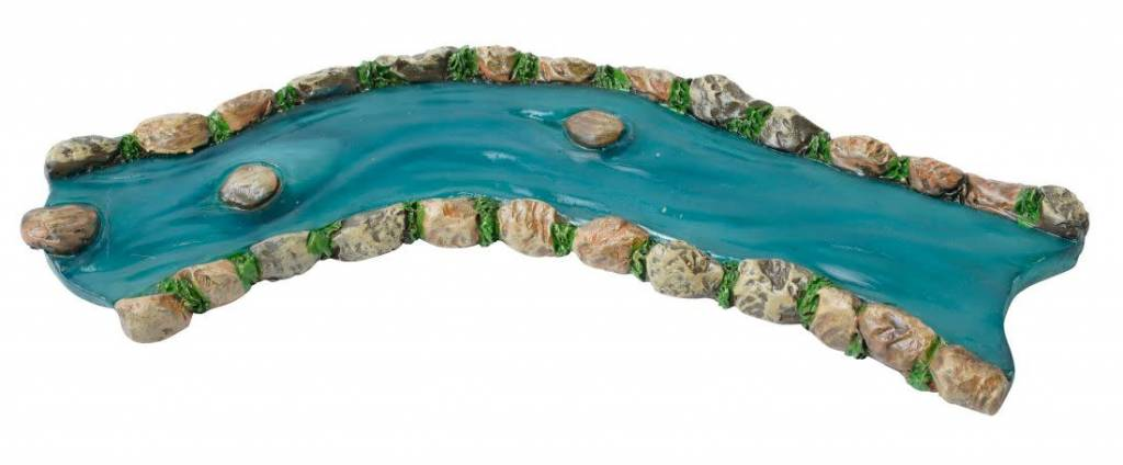 Woodland Knoll Woodland Knoll - Resin River - Curved