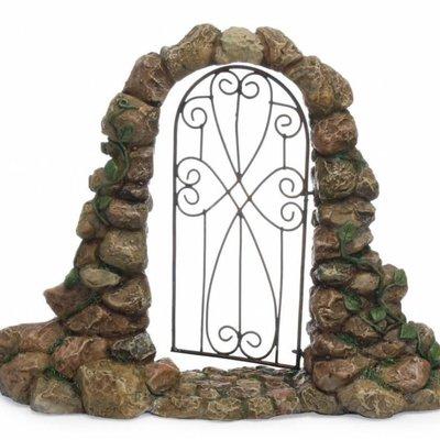 Woodland Knoll Woodland Knoll - Resin Stone Arch Gateway