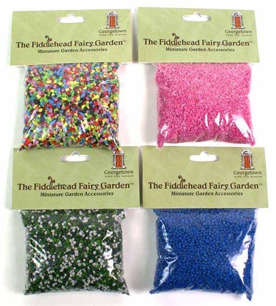 Fiddlehead Fiddlehead - Fairy Gravel - Ocean Blue