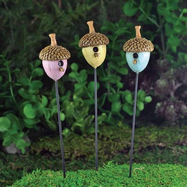 Fiddlehead Fiddlehead - Acorn Birdhouse