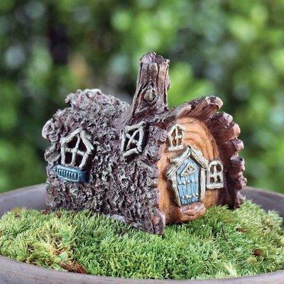 Fiddlehead Fiddlehead - Micro Mini Fairy Log house