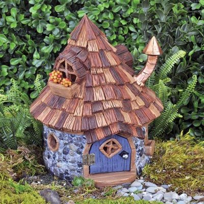 Fiddlehead Fiddlehead -  Shingletown Cone Top Fairy Home