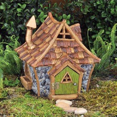 Fiddlehead Fiddlehead - Cottage Style Fairy House