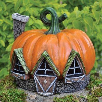 Fiddlehead Fiddlehead - Fairy Pumpkin House