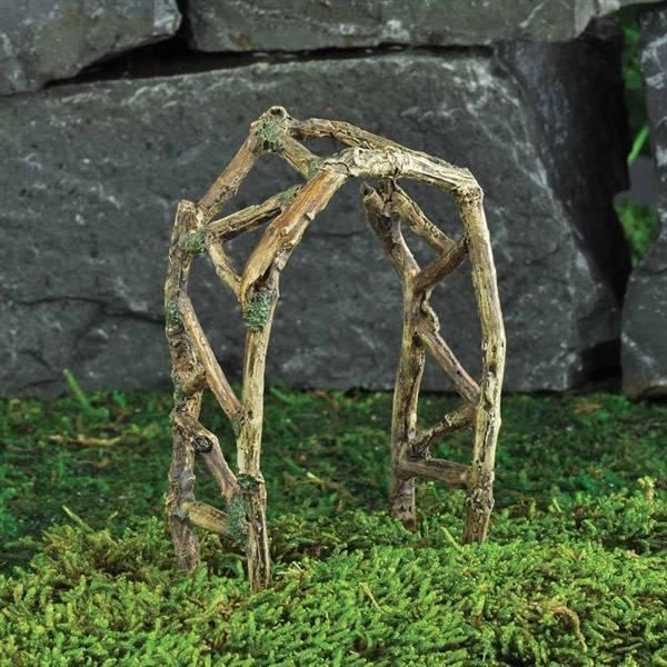 Fiddlehead Fiddlehead - Woodland Twig Arch