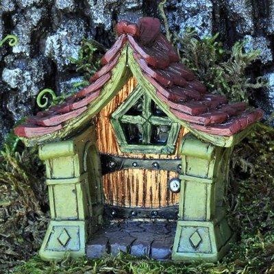 Fiddlehead Fiddlehead - Copper Fairy Door