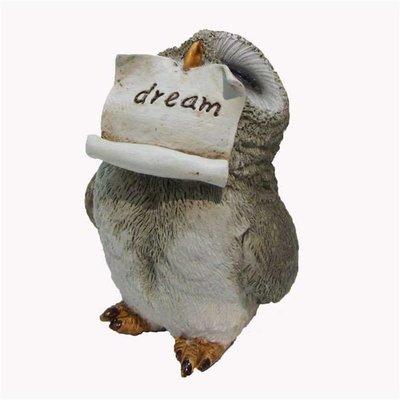 Fiddlehead Fiddlehead - Owl with Scroll