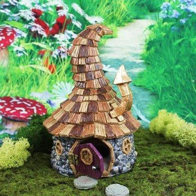 Fiddlehead Fiddlehead - Wonky Wizard's Cottage