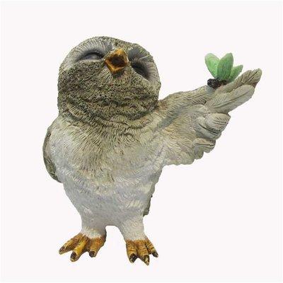 Fiddlehead Fiddlehead - Owl with Butterfly