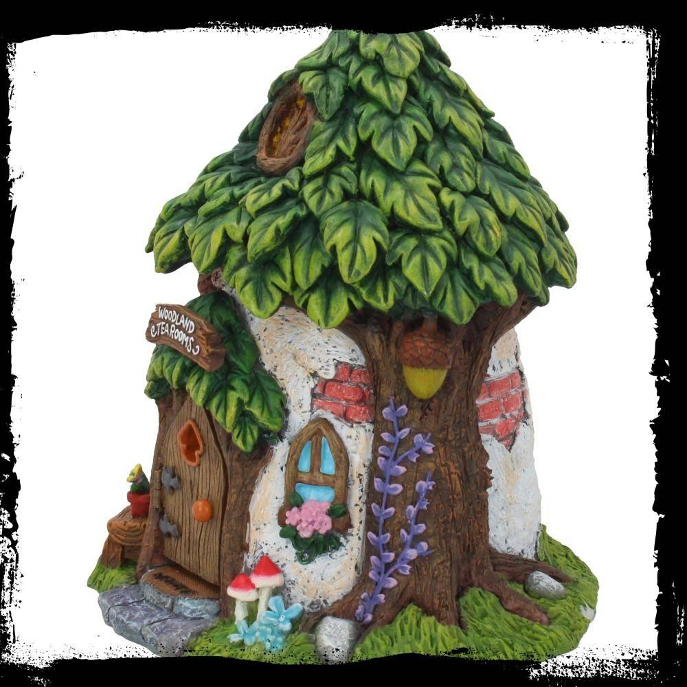 Nemesis Now Nemesis - Woodland Tea Rooms Fairy House
