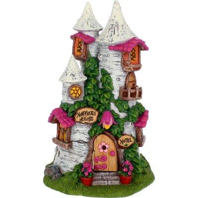 Nemesis Now Nemesis - Honeysuckle Heights Fairy House