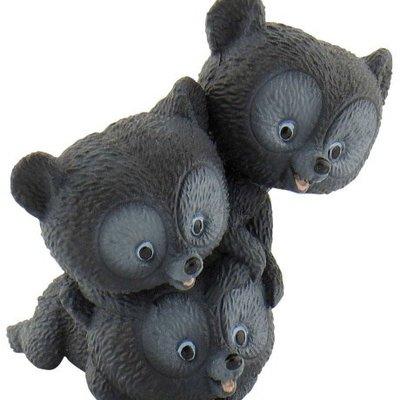 Bullyland Bullyland - Bear Triplets - Brave