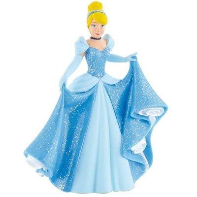 Bullyland Bullyland - Cinderella in Glitter Dress - Cinderella