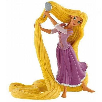 Bullyland Bullyland - Rapunzel Brushing Hair - Tangled