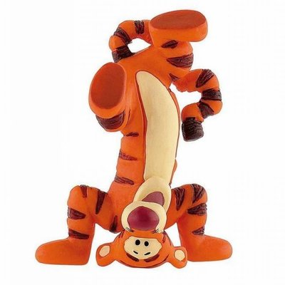 Bullyland Bullyland - Tigger doing a Headstand - Winnie the Pooh
