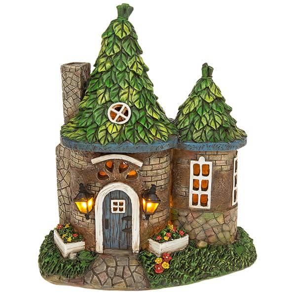 Fairy Dell Fairy Dell - Twin Round Solar Cottage