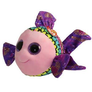9a6b6aabe08 Beanie Boo - Flippy the Fish - Celebrations and Toys