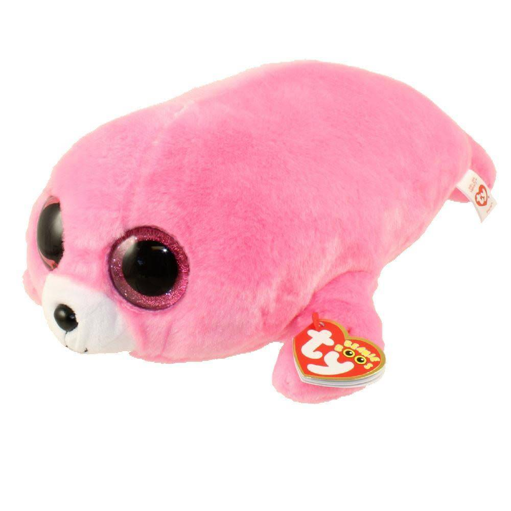 8d6b3b4a5da Beanie Boo - Pierre the Pink Seal - Celebrations and Toys